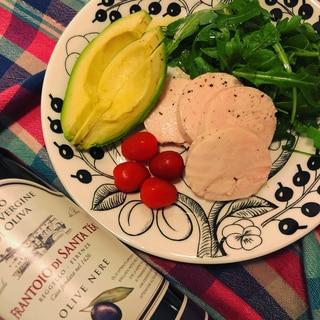 高タンパク低カロリー!ダイエットにも美味しい鶏ハム