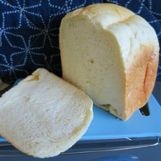 HBで簡単!翌日も美味しい【米粉配合もちもちパン】