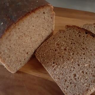 ライ麦100%パン