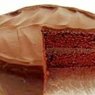 簡単作ってお祝日ぴったりチョコレートケーキ
