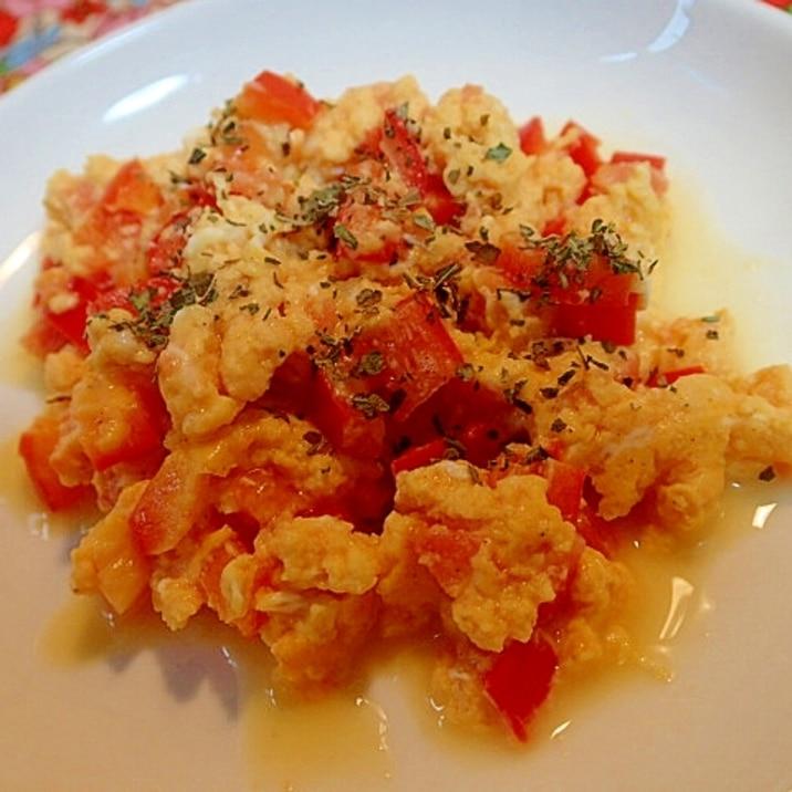 人気 トマト 卵 レシピ