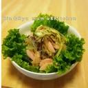 中華風❁春雨サラダ