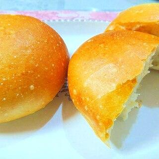 HBで簡単☆ソフトフランスパン(丸フランスパン)