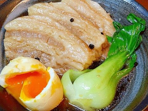とろとろ煮のコツ♪ 中華の定番「東坡肉」