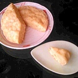 炊飯器りんごパン