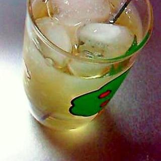 ☆梅酒アップルソーダ☆
