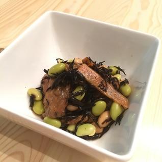 ひじきの煮物☆作り置き用大量レシピ