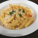 にんにく トマト アンチョビ 簡単パスタ