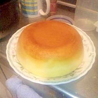 5分で簡単!! 低脂肪チーズケーキ