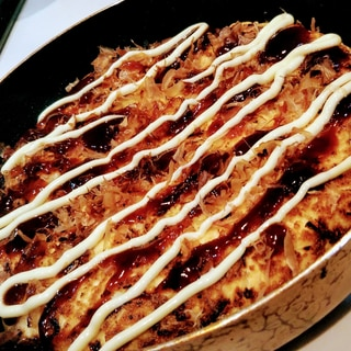 豆腐・おからパウダー&玉ねぎで★*+お好み焼き+★