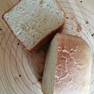 HBでほんのりオリーブフランスパン風