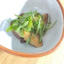 肉厚椎茸のバター焼き
