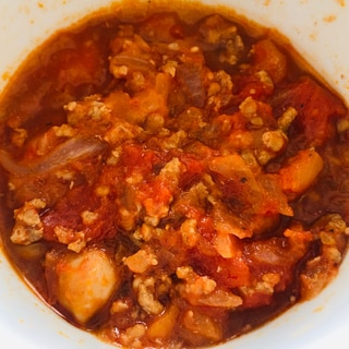 トマト缶で簡単♡チリコンカン