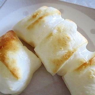 トースターで簡単で美味しいお餅の焼き方