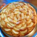 梨のケーキ(^^♪