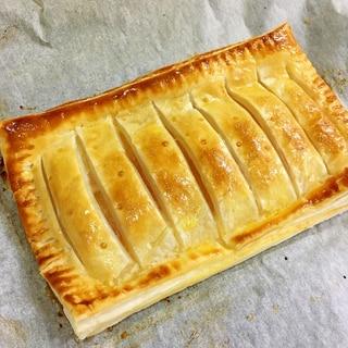 りんごジャム リメイク!カスタード♡アップルパイ