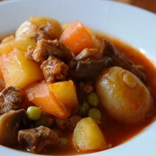 トルコ料理★森のケバブ(森のシチュー)