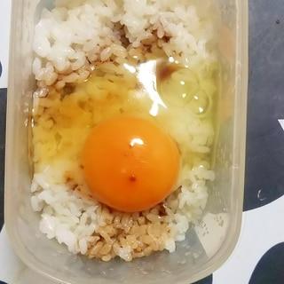 焼肉のたれ×卵かけごはん