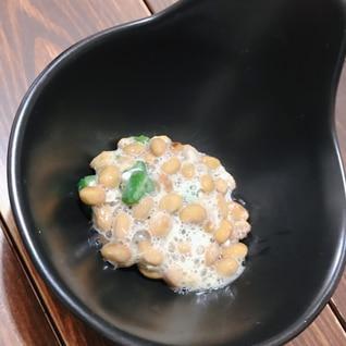 おくら納豆