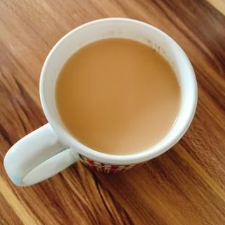 蜂蜜と豆乳入り紅茶