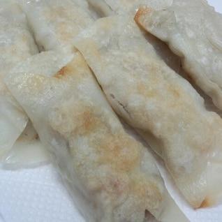 お弁当にも!簡単、えびと里芋のコロッケ風