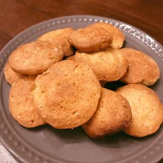 トースターでもOK★牛乳なしの簡単HMクッキー