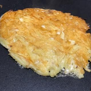 カリカリじゃがチーズ