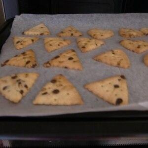 大粒チョコとナッツたっぷりクッキー(^O^)