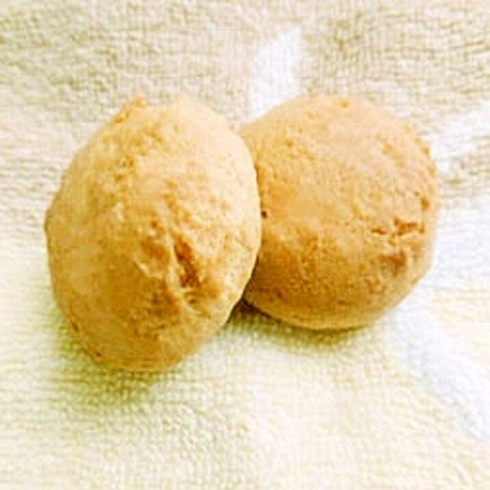 簡単塩クッキー