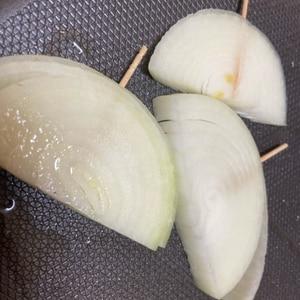 BBQの玉ねぎの切り方