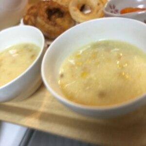 味覇でお店の味に!超簡単中華コーンスープ