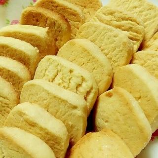 オーブントースターで焼けるジンジャークッキー♪