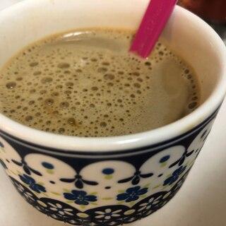 チョコとキャラメルのカフェラテ