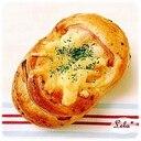 ハムマヨチーズパン