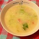 シチュールーで簡単!白菜のうまうまスープ