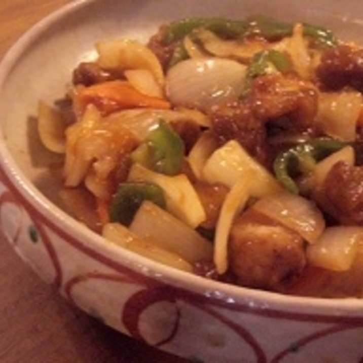 中華調味料なし★ちゃんと酢豚