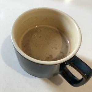 喫茶店風♪アーモンドオレ