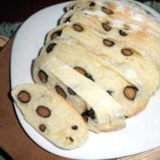 炊飯器で手作り黒豆パン!!