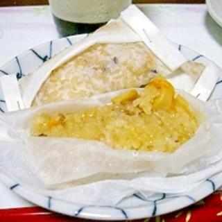 簡単・シンプルな中華チマキ