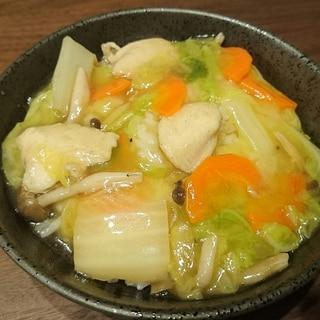 【節約レシピ】簡単!うまい!鶏むね肉の中華丼
