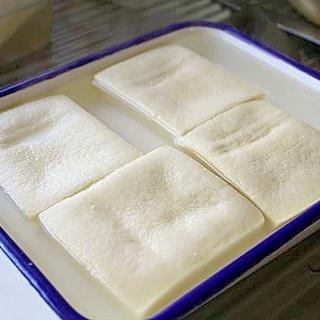 高野豆腐のもどし方*柔らかくしっとり