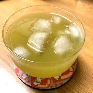 頭すっきり♪ レモン 緑茶