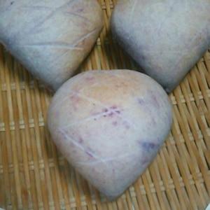 ハートのいちごメロンパン【№221】