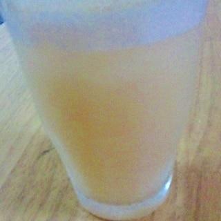 夏に合うサワー☆カルピス梅酒ソーダ