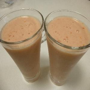 腸に優しい!トマトヨーグルトジュース♪