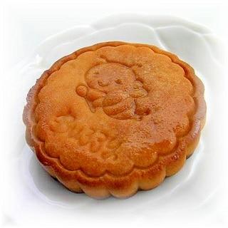 クッキー型で♪蜂蜜月餅(おからパウダー入り)