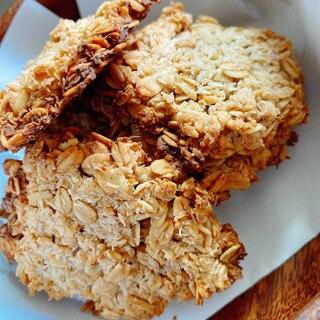 オートミールのココナッツクッキー