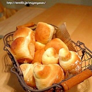 ふんわりやわらか♪ヨーグルト入りパン
