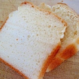天然酵母でシンプルな米粉食パン