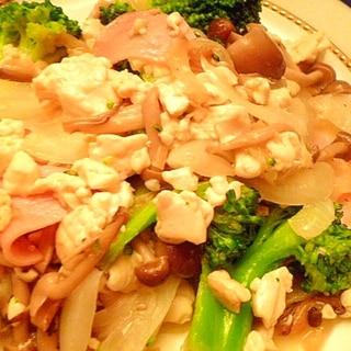 レパートリーを増やそう!家計の味方の豆腐で洋風料理